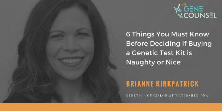 Oprah Thinks You Should Buy a Genetic Testing Kit for Christmas, but What Does the Genetic Counselor Say?