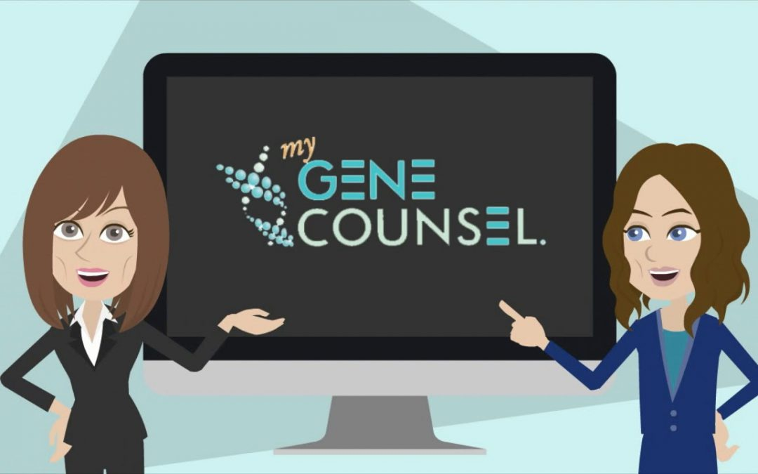 My Gene Counsel Video Launch
