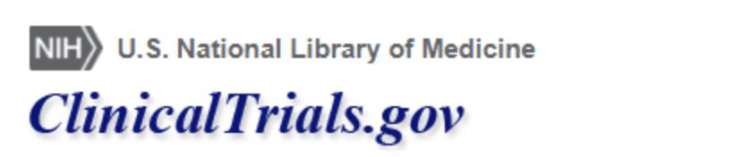 ClincialTrials.gov