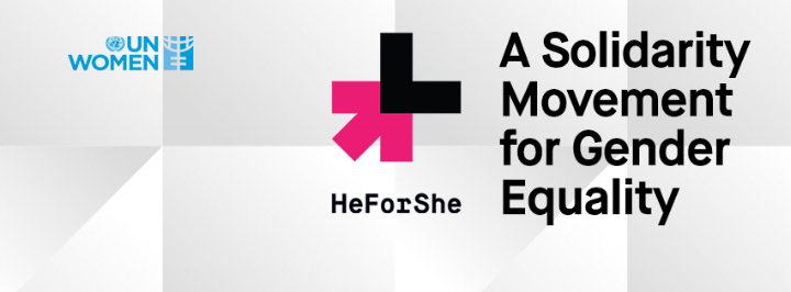 HeForShe for Gender Equality
