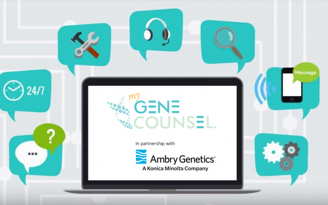 My Gene Counsel and Ambry Genetics Join Forces to Bridge the Gap Between Direct-to-Consumer Testing and Medical-Grade Genetic Testing
