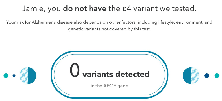 My Gene Counsel Offers Personalized Genetic Counseling Reports for Those with Positive Alzheimer's Gene Test Result