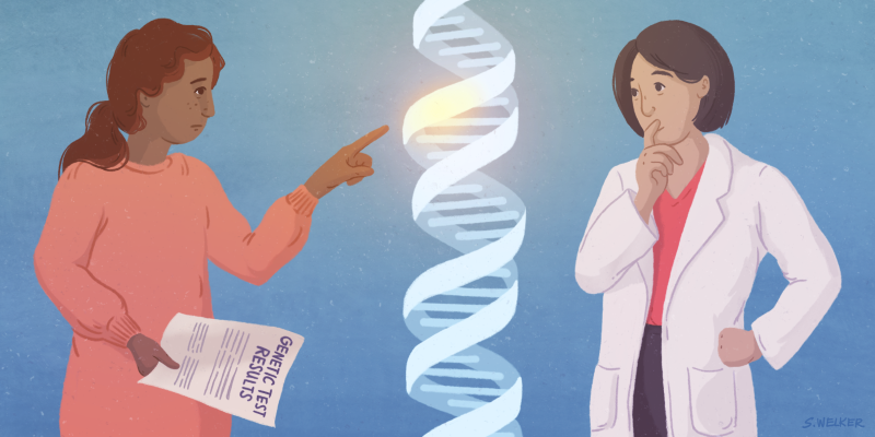 Genetic Testing Challenges in Oncology: Consumer Genomics Reveals More Than Fun Traits